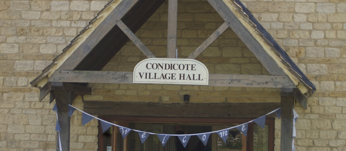 Condicote Village Hall 3