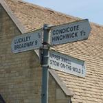 Condicote Village Hall Location