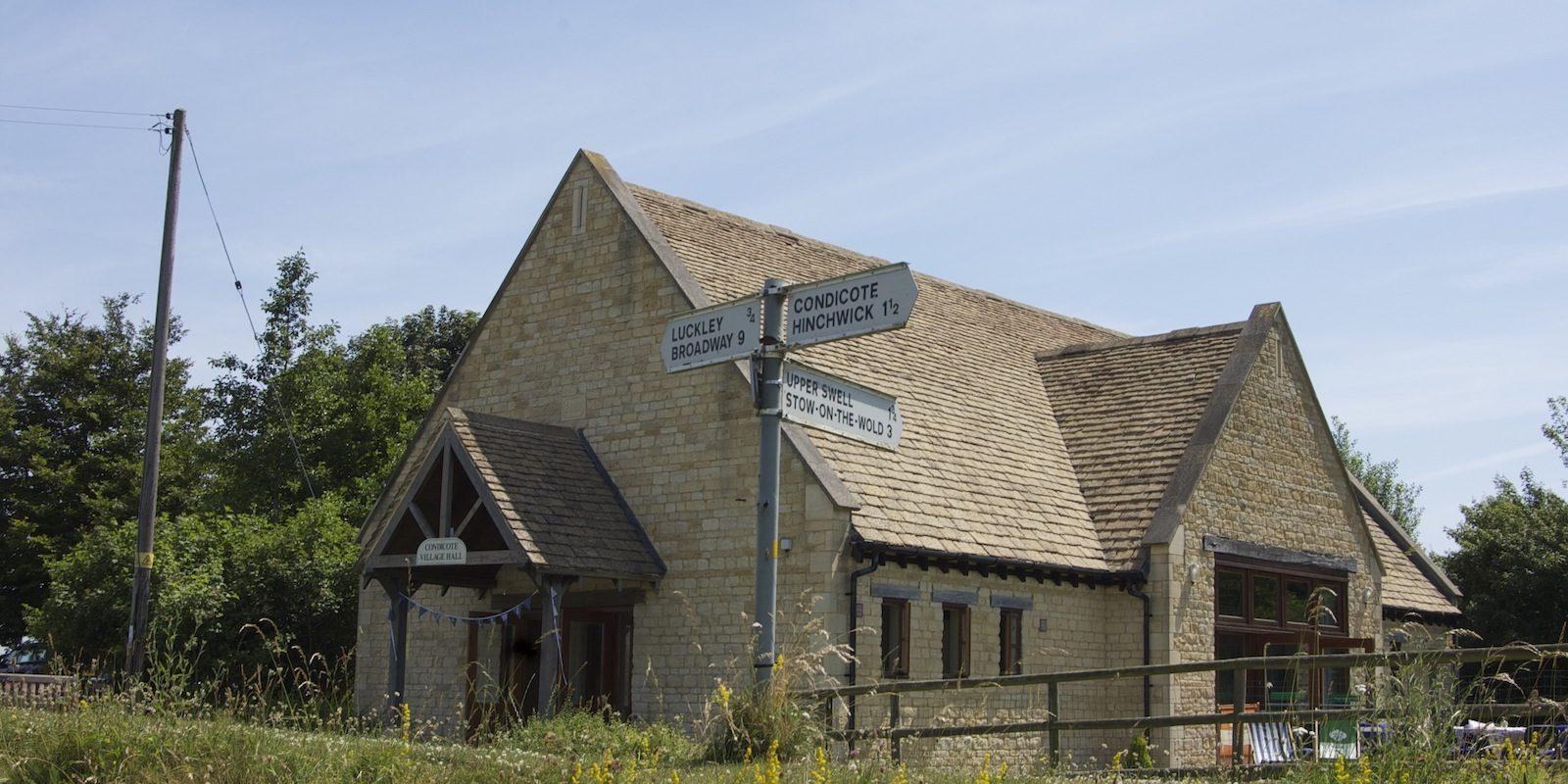Condicote Village Hall 3